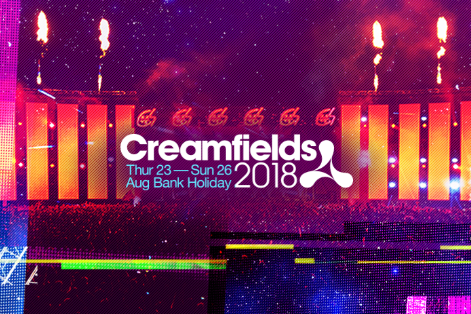 Creamfields Invites Over 300 Artists For This Year's Festival