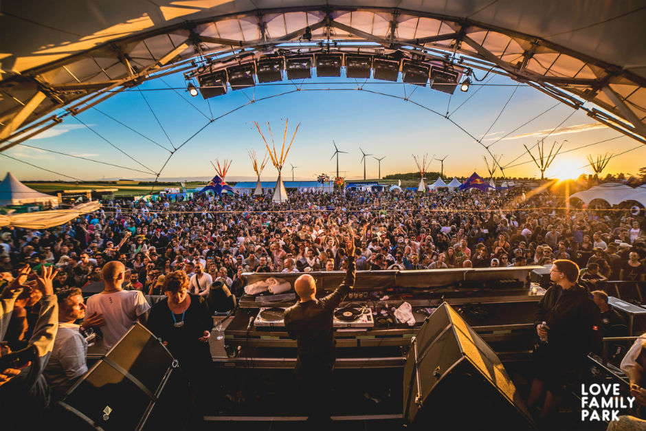 Love Family Park Reveals This Year's Line Up