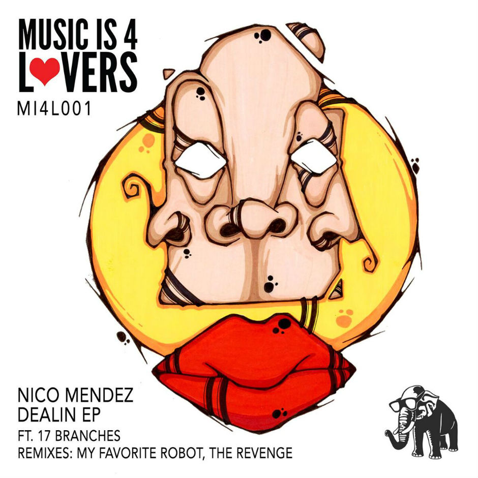 Nico Mendez & 17 Branches – Money (My Favorite Robot Remix) – Music Is 4 Lovers
