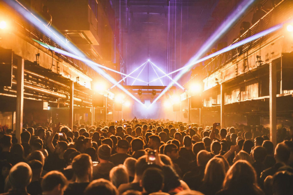 Printworks London Keeps Expanding With A New 3000 Capacity Music Venue