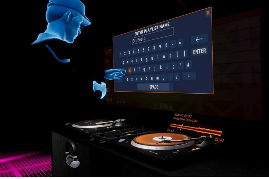 Con Esta App De Realidad Virtual Te Sentirás Como Un DJ