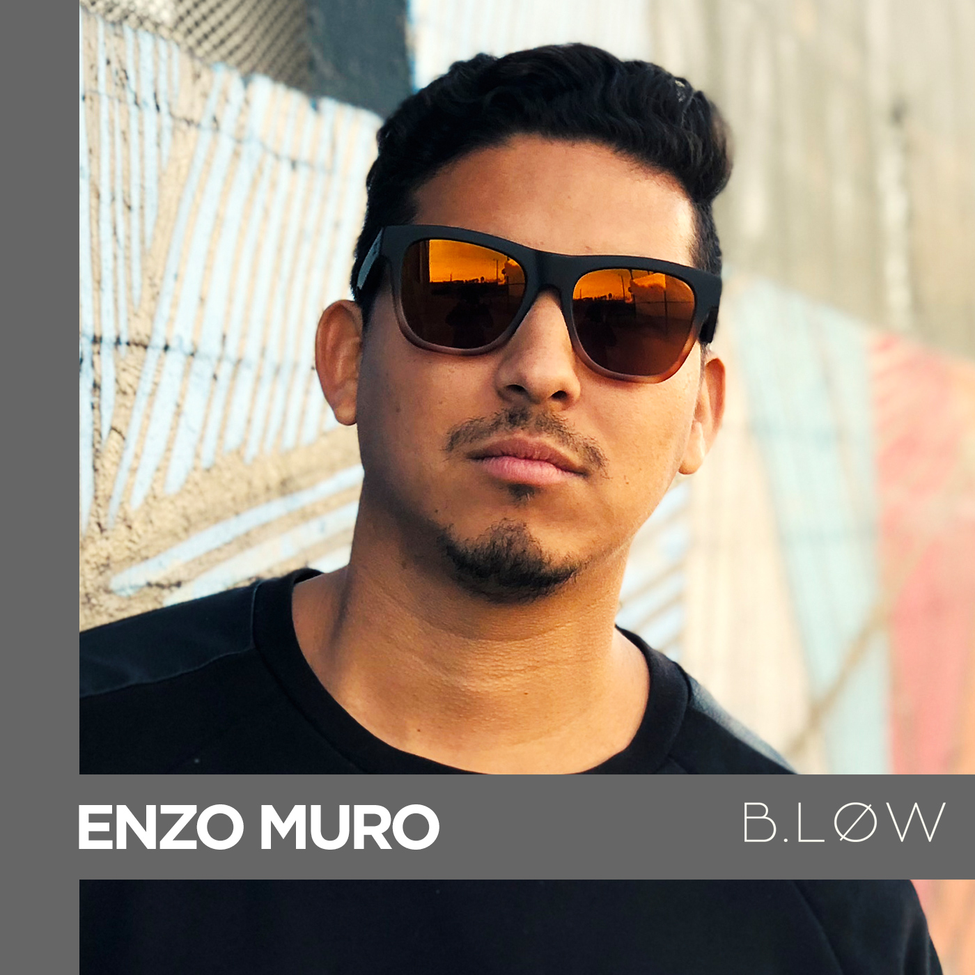 THE COLLECTIVE SERIES: B.LØW – Enzo Muro