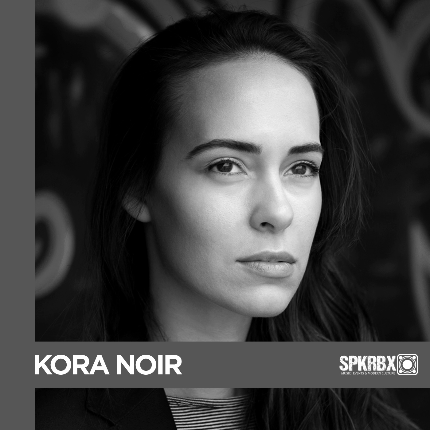 THE COLLECTIVE SERIES: Speakerbox – Kora Noir