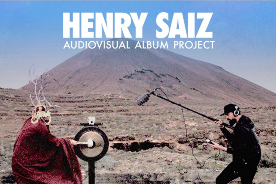 Henry Saiz Shares Teaser Of His New Audiovisual Project
