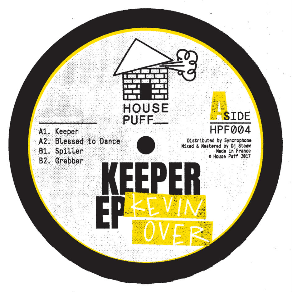 Kevin Over – Blessed To Dance – House Puff