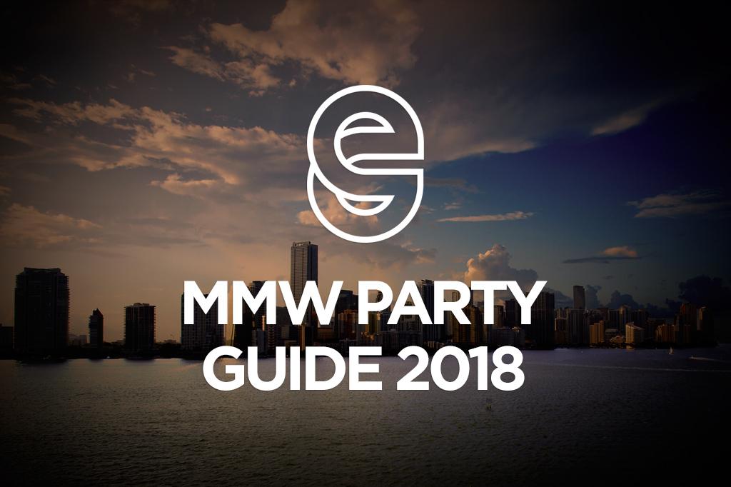 Miami Music Week 2018
