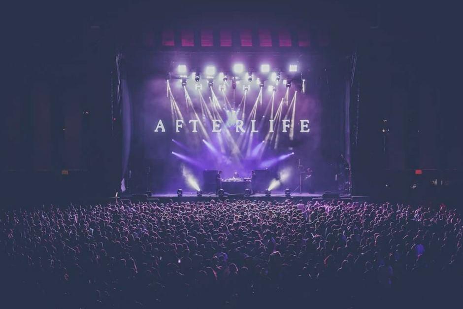 Afterlife: Una Noche De Excelencia Musical En Buenos Aires