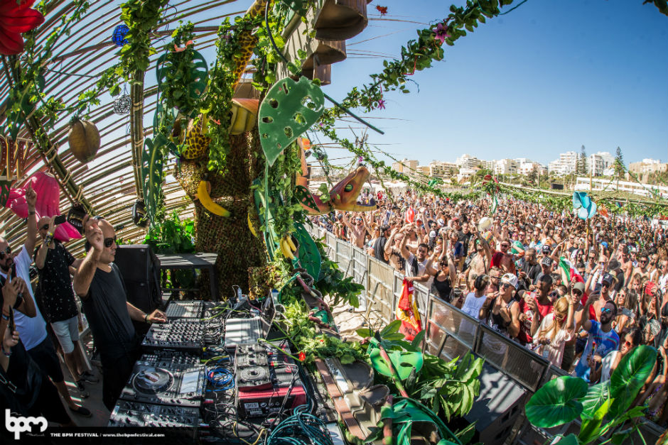 The BPM Festival Portugal confirms First Phase Of Artists