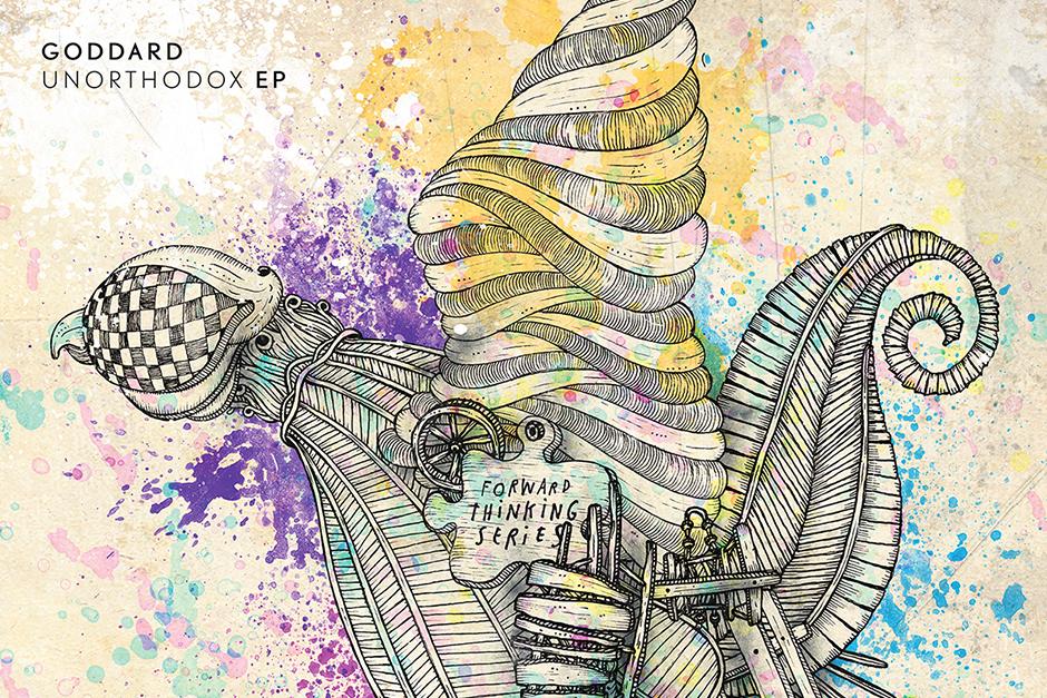 Goddard – Unorthodox – Culture Records