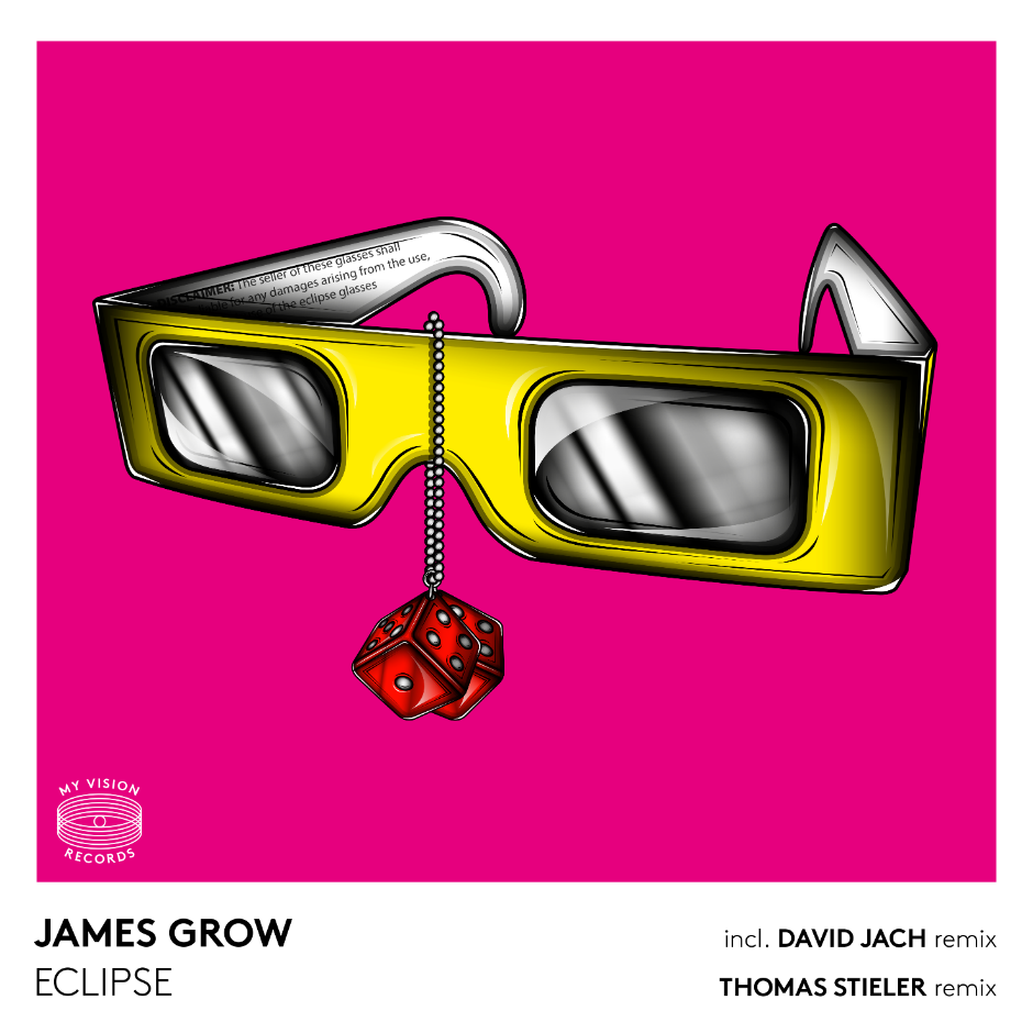 James Grow – Eclipse – My Vision Records