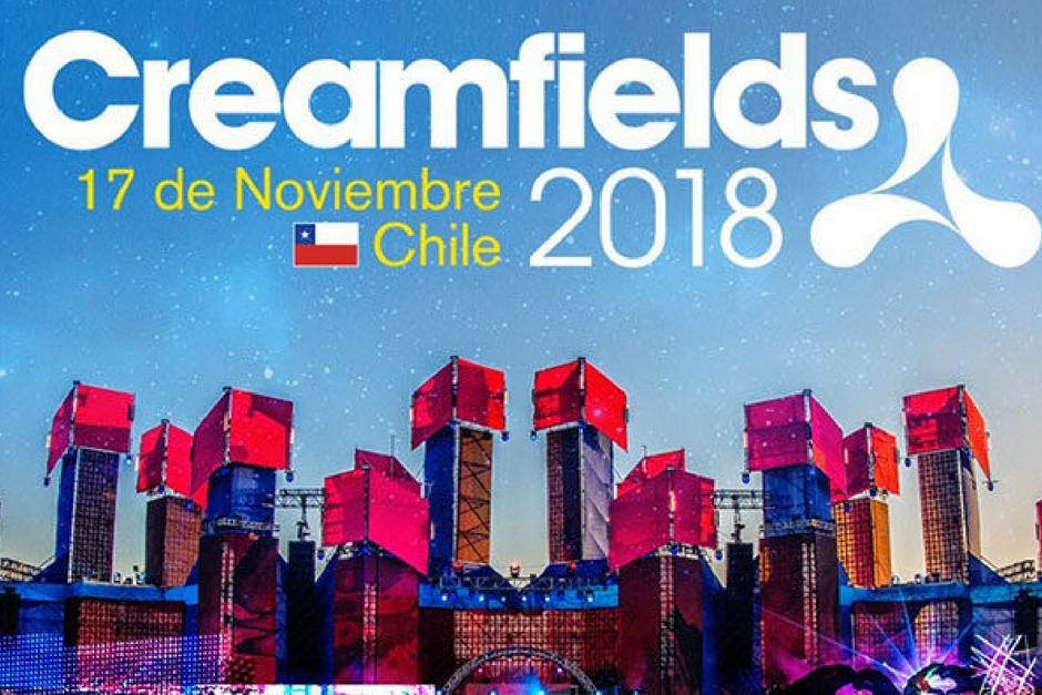 Creamfields Chile Regresará En Noviembre