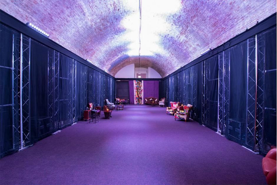 AURES Sensorium London creates a new technological experience