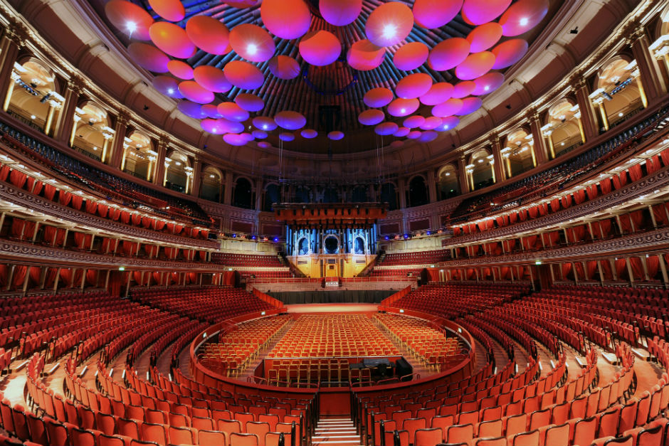 London's Royal Albert Hall Will Host Innervisions Event