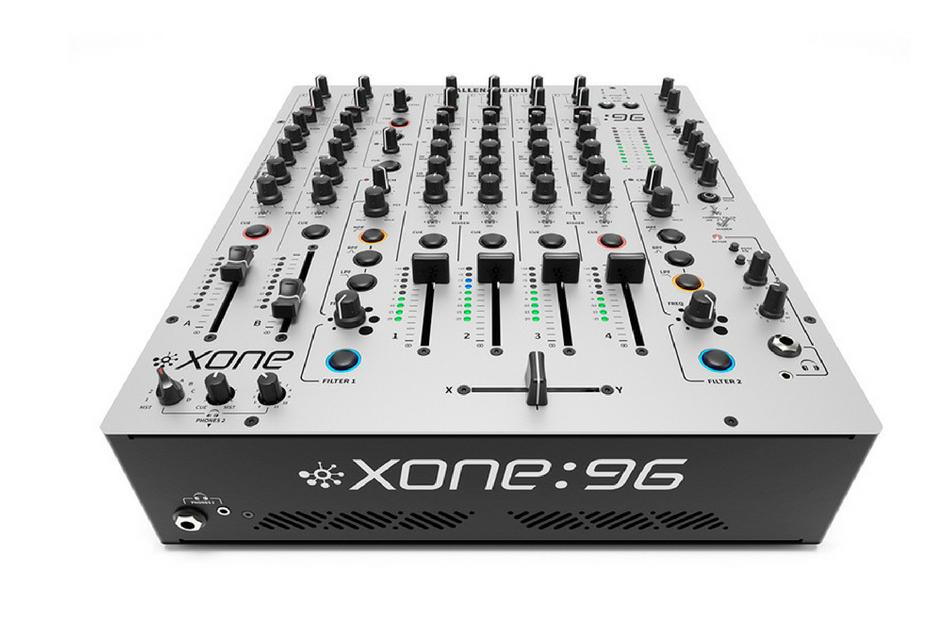 Allen & Heath Presenta El Nuevo Mixer Xone 96