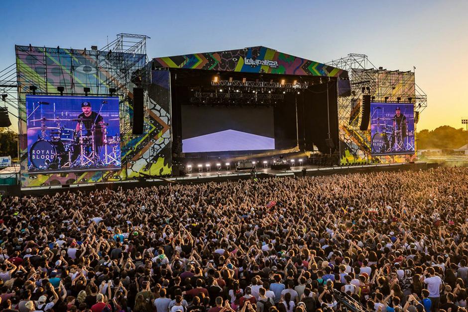 Lollapalooza Argentina Anuncia Su Fecha Para El 2019