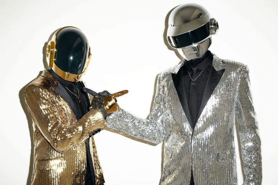 Un Libro Con Material Inédito De Daft Punk Ha Sido Publicado