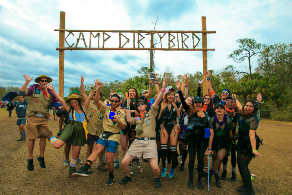 Dirtybird Campout announces this year's lineup