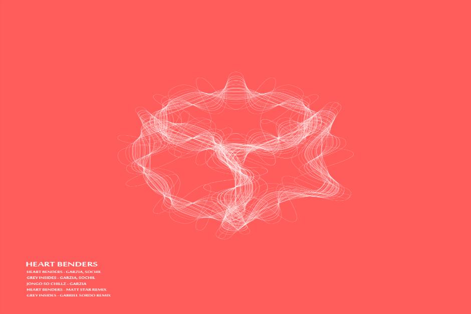 Garzia, Sochil – Heart Benders – Salomon Records