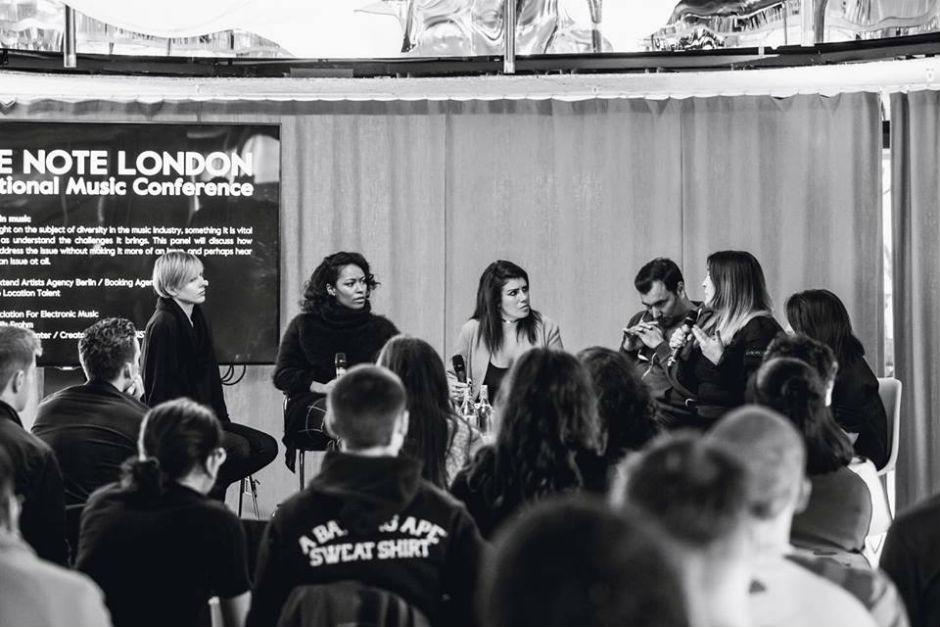 Take Note Academy Returns To London