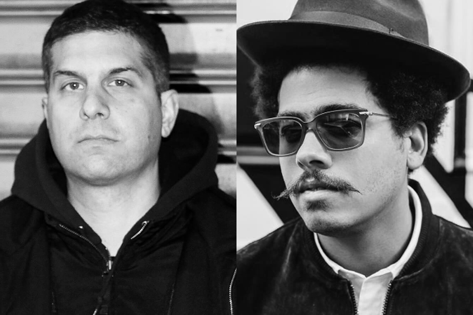 Seth Troxler and Phil Moffa presented their experimental project 'Lost Souls of Saturn'