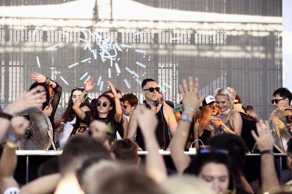 Dubfire Rompe Su Record De 24 Horas Seguidas Tocando En Sunwaves