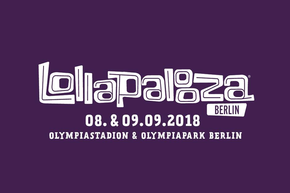 Win 2 Tickets To Lollapalooza Berlin '18