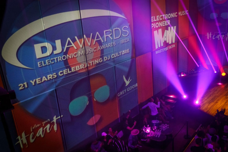 Argentina Gana El Premio 'Dance Nation' De Los Dj Awards '18