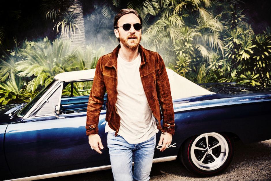 David Guetta Muestra Su Lado Underground Bajo El Alias De Jack Back