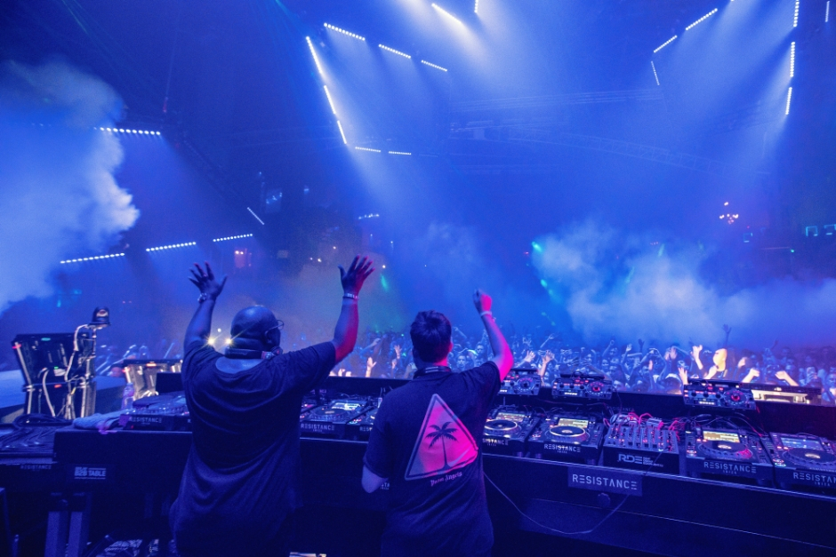 Resistance closes second Ibiza season winning 'Best Night' on DJ Awards
