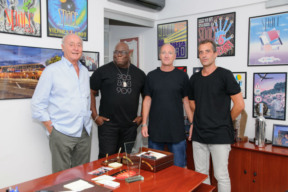 Space Ibiza announces new partnership with Carl Cox and others entrepreneurs