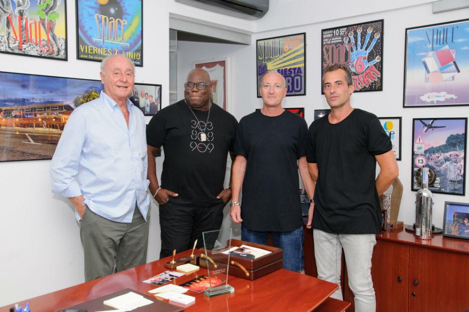 Space Ibiza Se Asocia Con Carl Cox Y Otros Empresarios