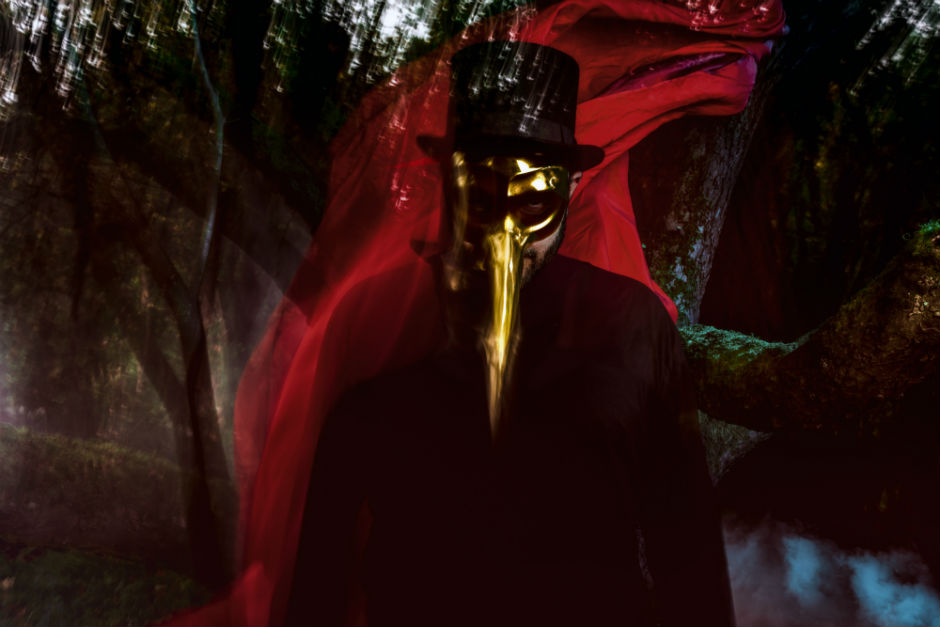 """Claptone: """"It's No Secret That I Am An Unashamed Romantic, Having Blindly Fallen In Love Too Many Times To Count"""""""