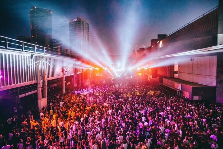 Sónar Barcelona 2019 Anunció Sus Primeros Artistas