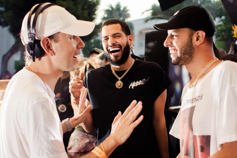 Tiga Y The Martinez Brothers Lanzan 'Blessed Part 1'