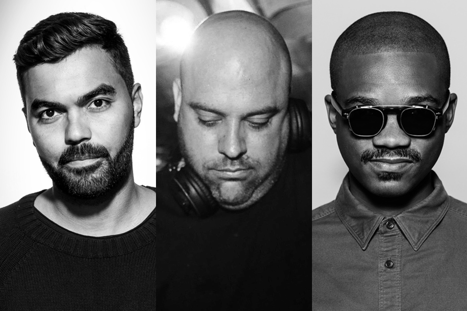 Electronic Groove partners with HOC Festival