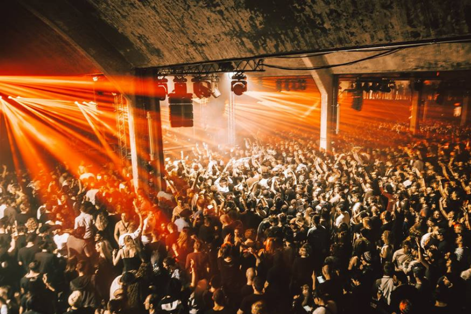 HYTE Celebrated NYE In Berlin