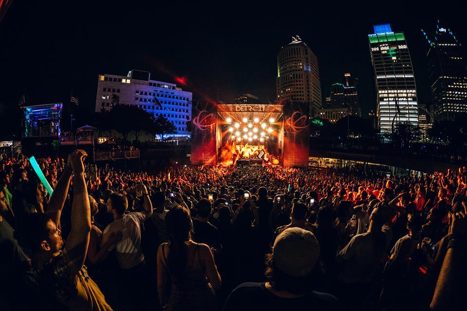 Movement Electronic Music Festival Anunció Line Up Para 2019