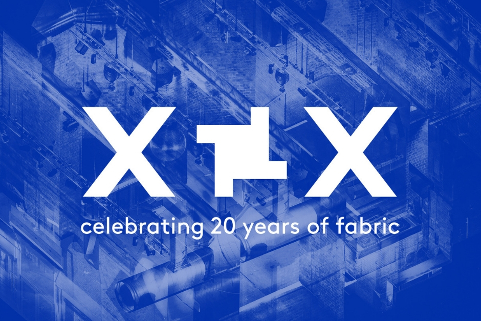 fabric announces 20th years celebrations