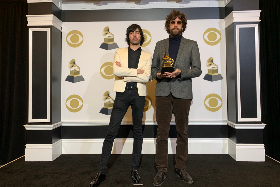 Justice Won Grammy Award For Best Dance/Electronic Album