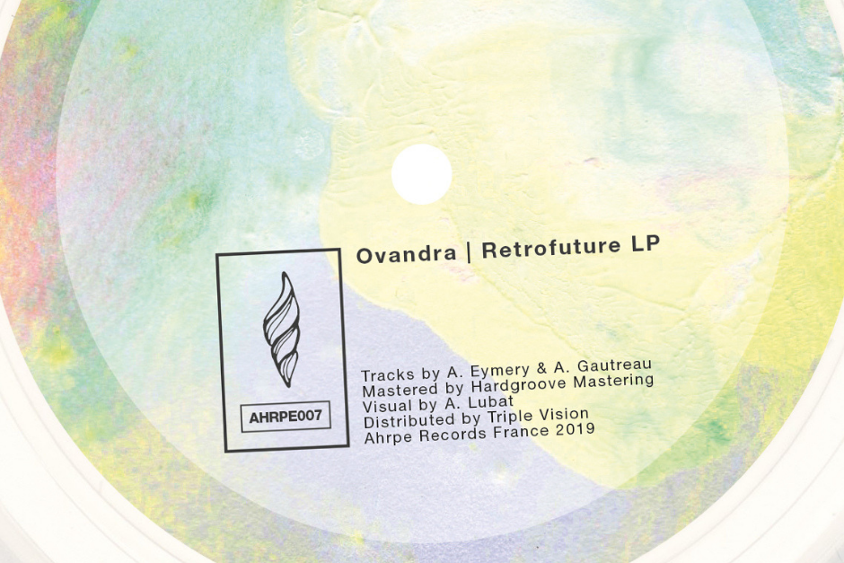 Ovandra Publica Nuevo EP En Ahrpe Records