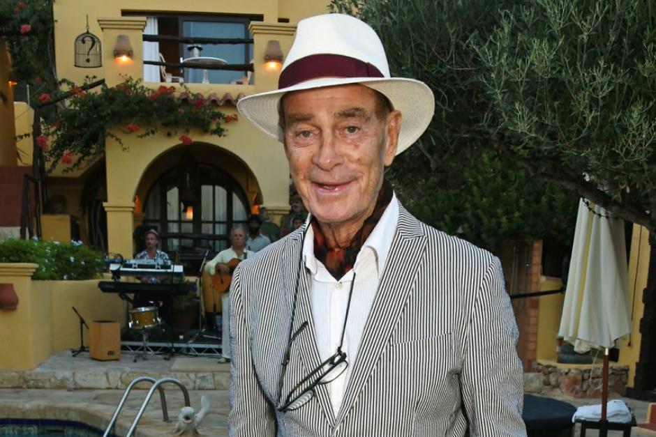 Falleció Tony Pike, Fundador Del Hotel Pikes De Ibiza