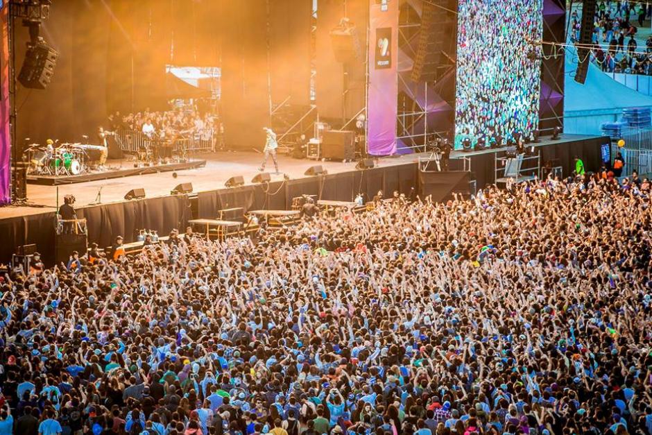 Lollapalooza Chile Se Prepara Para Una Nueva Edición