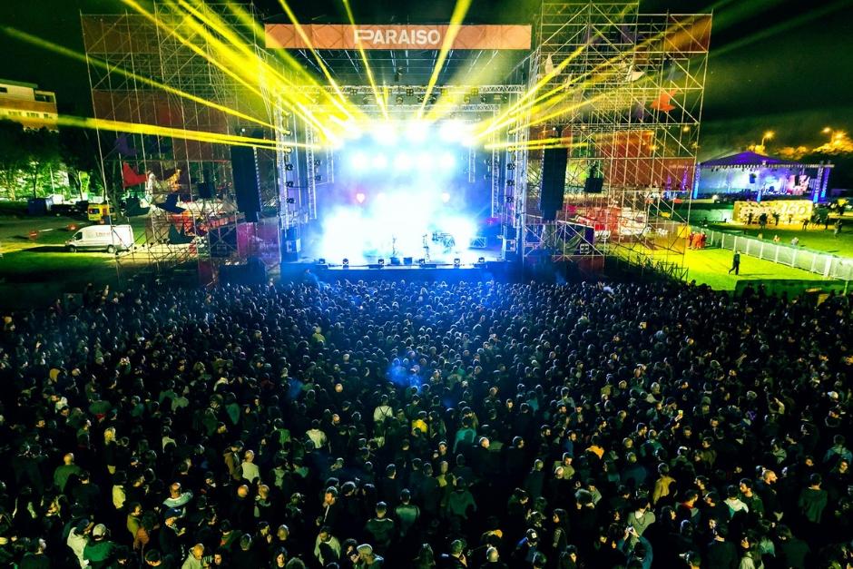 Paraíso Festival Llega A Madrid